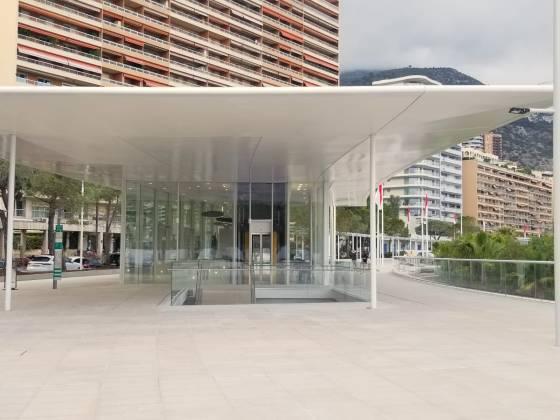 Piace la Nuova Spiaggia del Larvotto, Inaugurata dal Principe Alberto alla Presenza di Renzo Piano.