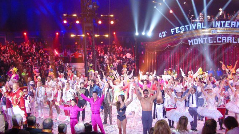 Il Festival Internazionale del Circo di Monte Carlo e il New Generation Tornano con Due Anniversari Riuniti