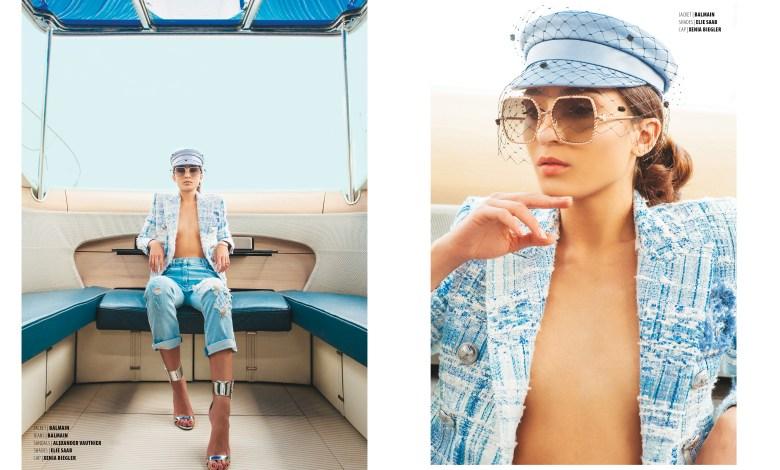 Photo of Mercedes Silver Arrow: Fashionable Voyage