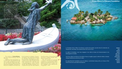Photo of 4 Unique Sculptures in Monaco
