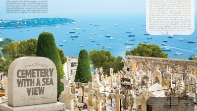 Photo of Cemetery with a sea view