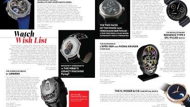 Photo of Monaco Watch Wish List: 7 exclusive watches