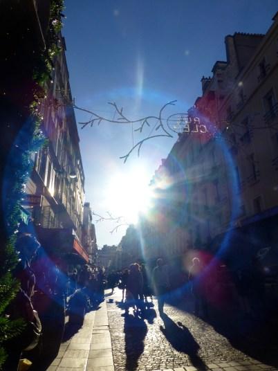 Rue Le Cler market, 7th Paris