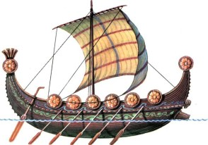 Phoenician merchant vessel