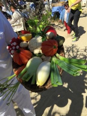 A bounty of fresh vegetables @CelinaLafuenteDeLavotha