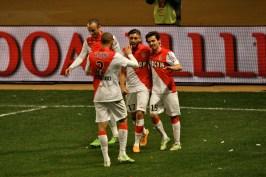 Celebrating Bernardo Silva's goal against Nantes @CelinaLafuenteDeLavotha
