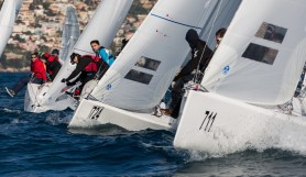 Tailgating in the sea - Primo Cup Second Weekend @Carlo Borlenghi