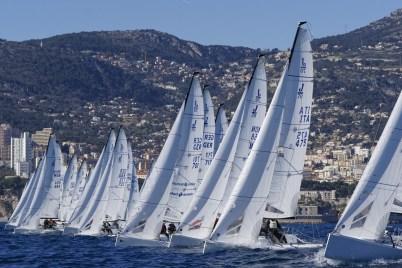J/70 series regatta @Seven Jurgenson Mittlemann