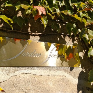 Entering Jardin Secrets @CelinaLafuenteDeLavotha