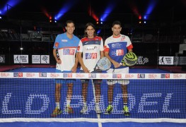 Juan Martin Diaz (No.2), Juan Miers Petruf (No.8) and Maximiliano Sanchez (No.5) MC WPT 2015 @MC International Sports