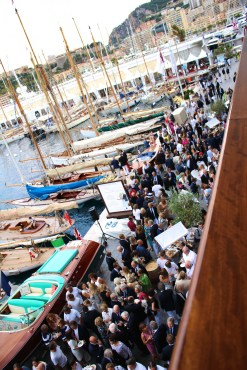MCW 2015 inauguration cocktail on the quay of the YCM @CelinaLafuenteDeLavotha