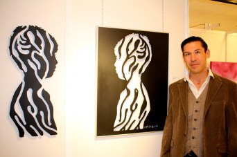 Mehdi Bentahila, France by his artwork Separation @CelinaLafuenteDeLavotha