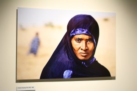 Touareg woman, Gao, Mali, 1986 by Steve McCurry @CelinaLafuenteDeLavotha