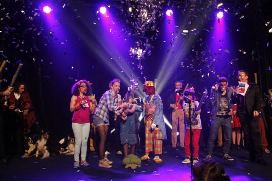Kids Nite show @Enfants de Frankie