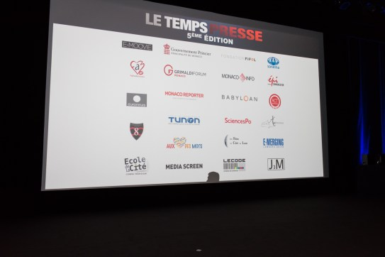 All the partners of Le Temps Presse 5th Edition 2015@Richard Concept Photo