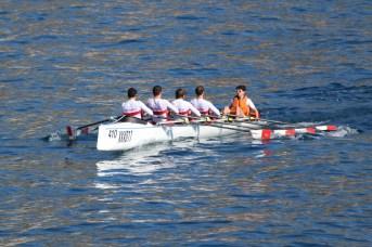 The Monaco Solo rowers @CelinaLafuenteDeLavotha