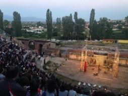 Macedonia_Heraclea Amphitheatre in Bitola_Photo Holly Blaxill_6 June 2014