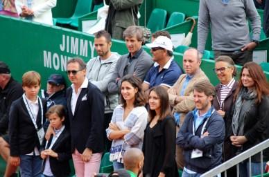 Everybody smiling in the Nadal camp @CelinaLafuenteDeLavotha