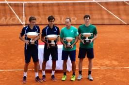 Mahut and Herbert, Soares and J. Murray @CelinaLafuenteDeLavotha