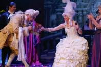 Casanova greets Opera singer Delia Grace Noble at the Grand Ball of Venice in Monte-Carlo 2017 @Iulian Giurca
