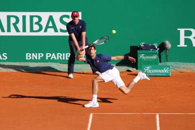 Novak Djokovic qualified for quarters at MCRM 2017 @CelinaLafuentedeLavotha