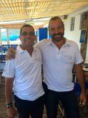 Fernand and Arnaud at Les Salins @CelinaLafuentedeLavotha