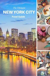 What and Where to Eat in NYC - New York City Food Guide - Best Places to Eat in NYC #NYC #Manhattan #Brooklyn #Foodie #Travel
