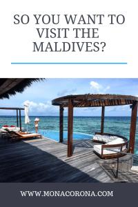Bora Bora or the Maldives!? Should you go to the Maldives? Or should you go to Bora Bora? All your questions answered here. #Maldives vs. #BoraBora