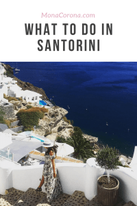 Where to stay & top 10 things to do in #Santorini #Greece #Oia #Fira #Imerovigli