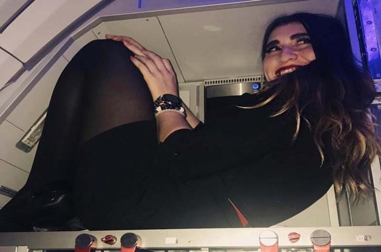 Commercial flight attendants