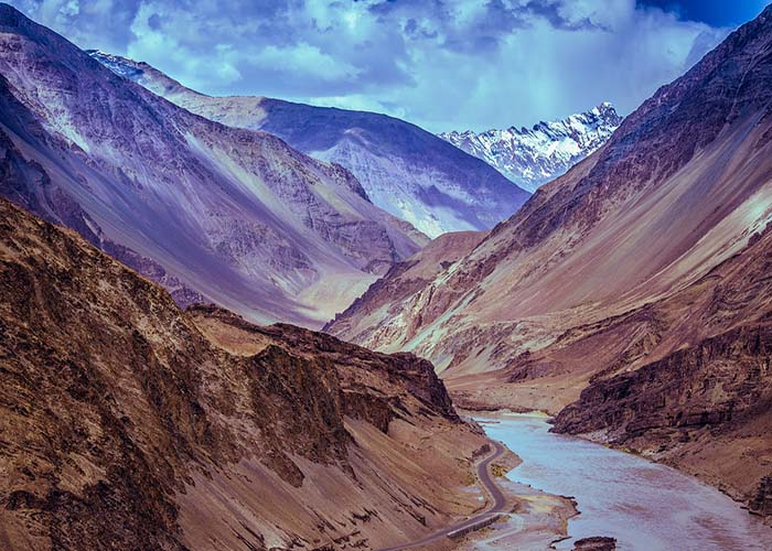 most romantic places in India