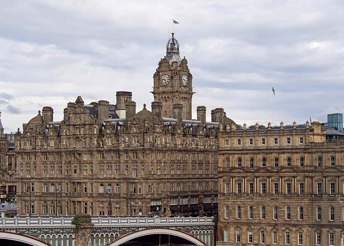 where to stay in edinburgh