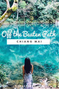 Click this pin to go off the beaten path in Chiang Mai, Thailand with your own personal Thailand tour guide. Learn all about unique day trips from Chiang Mai, and where to stay in Chiang Mai for ultimate luxury   MonaCorona.com   @takemetour   #travel #chiangmai #thailand #hotels #thingstodo #traveltips #travelguide #itinerary