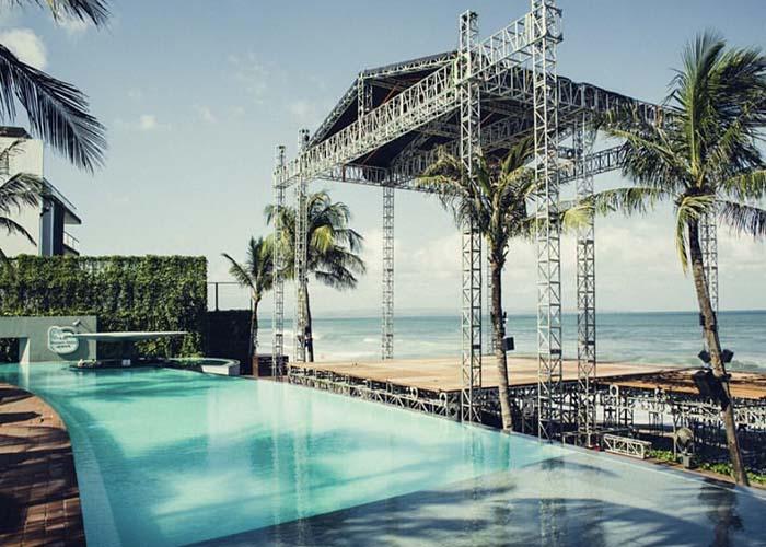 best beach clubs in Bali