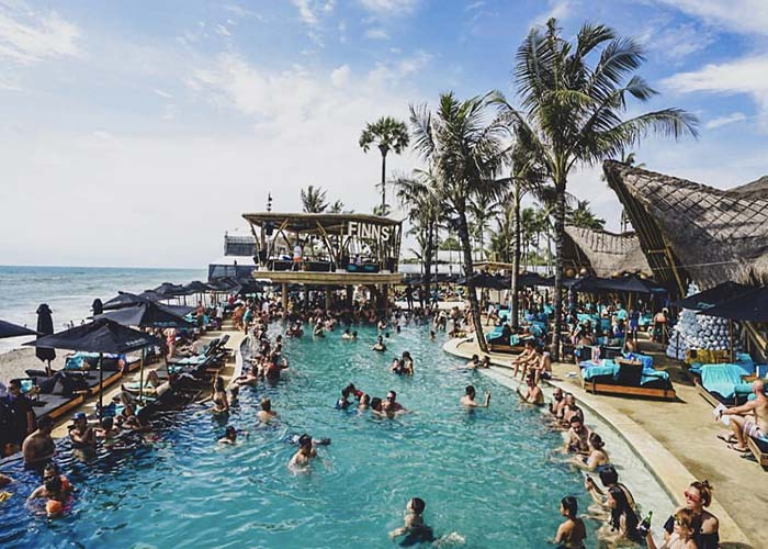 Canggu Beach clubs