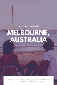 Looking for the top things to do in Melbourne for you and your sweetheart? Click here for a couple's Melbourne Travel Guide. Read all about Romantic things to do in Melbourne, As well as the best restaurants in Melbourne, and where to stay in Melbourne, Australia. |#monacorona #melbourne #australia #melbourneaustralia #travel #itinerary #guide #hotels #restaurants #thingstodoin #food #romantic #tips #couple