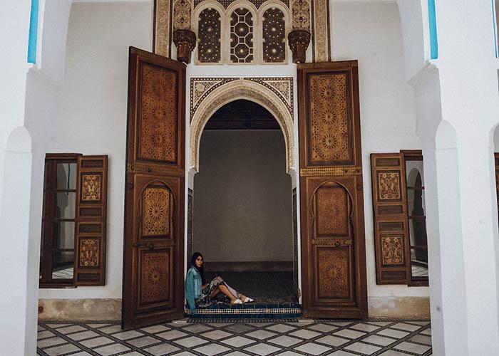 Bahai Palace Morocco