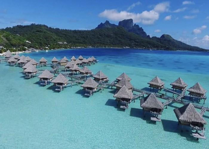 Bora Bora Travel Hack Getting To Bora Bora Staying In An