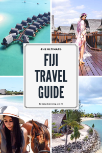 Luxury Fiji Travel Guide. Read about where to stay in Fiji, what to do in Fiji, best hotels in Fiji, Fiji resorts, Fiji hotels, Fiji overwater bungalows, & best Fiji overwater villa / bure in the Fiji Islands. Also included is a Fiji itinerary with top things to do in Fiji, where to go in Fiji, & what islands to visit in Fiji. Covers Nadi & the island of Viti Levu, Mamanuca Islands, Yasawa Isands, Taveuni island, Tokoriki, Natadola Beach, & more. #fiji #oceana #southpacific #travel #honeymoon
