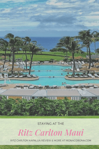 Where to stay in Maui? Here is a complete Maui travel guide and review of the Ritz Carlton Kapalua, Maui, Hawaii. Maui Itinerary. Perfect for a luxury Maui trip, Maui honeymoon, or just a Maui vacation. Where to stay in Maui / Maui hotels, Ritz Carlton Kapalua review, top things to do in Maui, whale watching maui, where to eat in maui, Haleakala, road to Hana, best waterfalls in maui, Lahaina, kaanapali, beaches, hikes, resorts, Hawaiian islands, waterfall #maui #hawaii #travel #usa