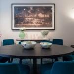 Deco & Beyond furniture store in Monaco - black table