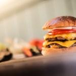 Grubers Monaco new concept cheesburger