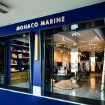 Monaco Marine Boutique Entrance