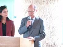 MC Mona Dorf em evento da COSIPA