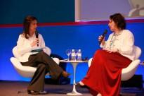 Mona Dorf entrevista no Fórum da Longevidade Bradesco 2013