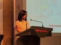 MC Mona Dorf no Santander Práticas de Educação para Sustentabilidade