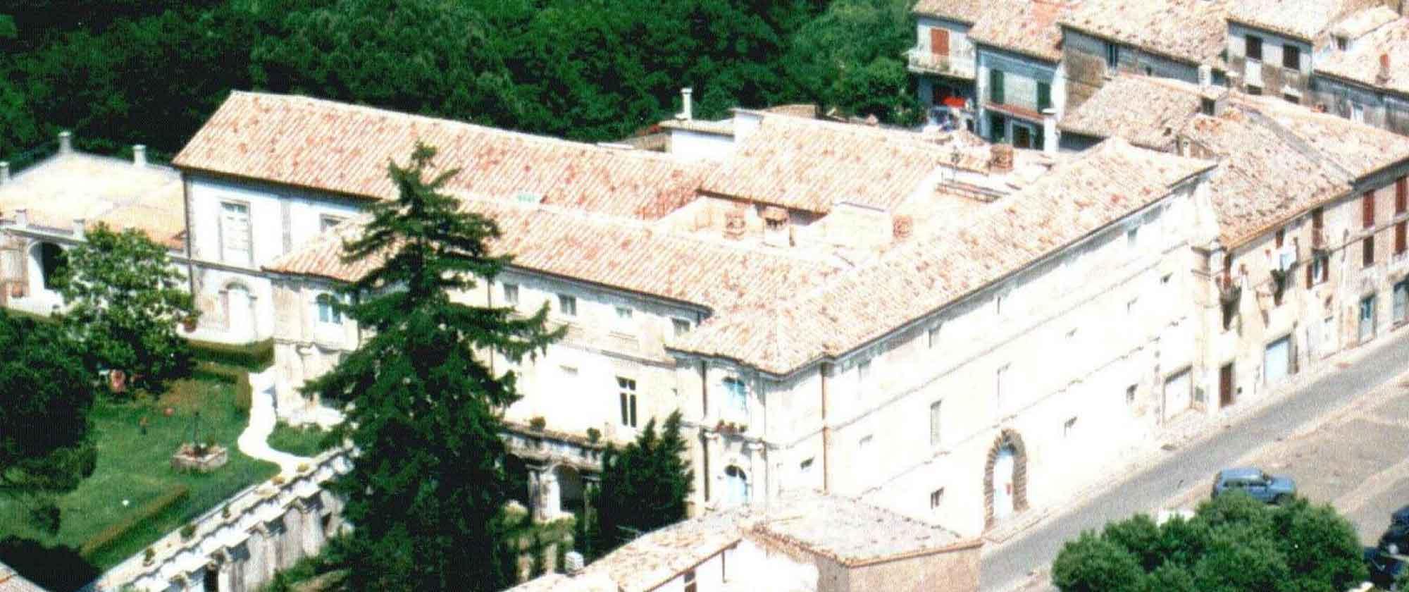 Palazzo per matrimoni e ricevimenti a Viterbo e provincia