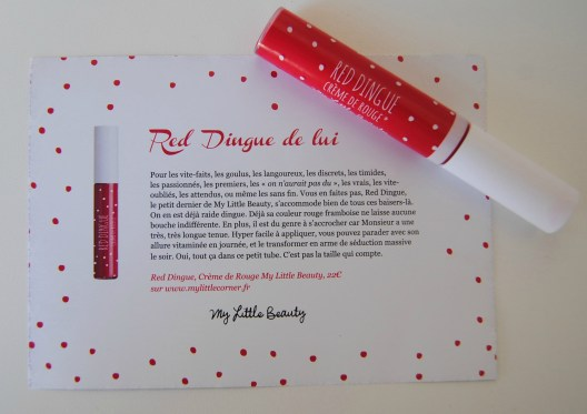 carte red dingue