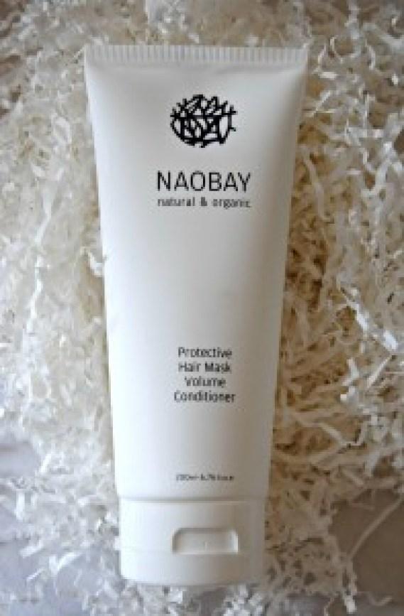 Masque protecteur cheveux NAOBAY