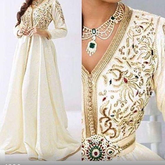 Acheter une robe de soirée orientale   Large